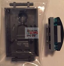 "HAN SOLO CARBONITE FREEZE Chamber LEGO #75137 STAR WARS 2"" Inch LOOSE FIGURE"