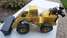 Real Working Tonka Loader ... Air Lift Cylinders ... Science Project