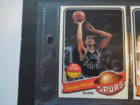 1979-80  1979 TOPPS Basketball  Complete card Set of 132 cards Near Mint Lot