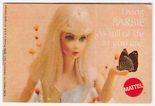 1969 Mattel Living Barbie Doll- Fashion Catalog Booklet  20 pages of items!