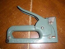 Vintage ARROW FASTENER Co Inc STAPLER JT-21 Patent 1941-1943 New York TESTED