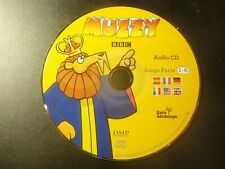 Muzzy Interactive Audio Cd Songs Parts 1-6 Early Advantage Bbc Replacement Disc