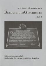 Mitteilungsblatt der IG Sächsische (Schweiz) Bergsteigergeschichte Heft 4