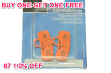 XLC ORGANIC DISC BRAKE PADS HAYES STROKER ACE BP-O22 BUY ONE GET 2ND SET FREE