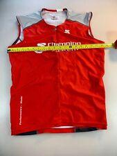 Champion System Womens Long Blade Tri Triathlon Top Xlarge Xl (6545-9)