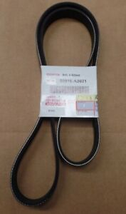 OEM Toyota Parts 90916-A2021 Alternator & Fan Belt FITS Select Camry Rav4 TC