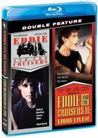 Eddie and the Cruisers / Eddie and the Cruisers II: Eddie Lives! [New Blu-ray]