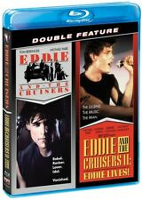 Eddie and the Cruisers / Eddie and the Cruisers II: Eddie Lives! [New Blu-ray]