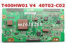 Original Logic Board T-con Board T400HW01 V4 CTRL BD 40T02-C02 AUO T400HW01