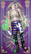 Hot Toys MMS 382 Suicide Squad The Joker (Purple Coat Version) 1/6 Body set
