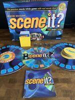 Scene It? Movie Edition DVD Board Game Film Trivia Game Screen Life