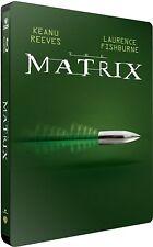 THE MATRIX - STEELBOOK NEW EDITION (BLU-RAY) Keanu Reeves