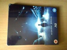 Midnight Special Steelbook (Blu Ray) LIMITED EDITION NEW SEALED REGION B