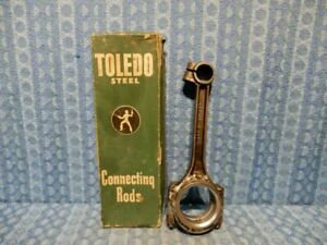 1933-1934 Chevrolet Master & Truck NORS Babbitted Connecting Rod .030 Under