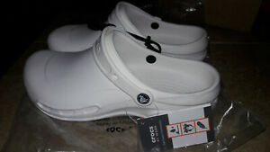 NEW Mens Crocs Specialist Clogs Shoes, size 10 (also womens size 12)