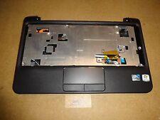HP Mini 110-3702sa Laptop (Netbook) Palm Rest,Touch Pad & Base. P/N: 633488-001
