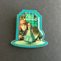 Alice in Wonderland - Alice and Mad Hatter Disney Pin 75265