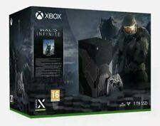 ? Xbox Series X Halo Infinite Limited Edition Bundle Konsole 1TB