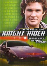KNIGHT RIDER - SEASON 4 NEW DVD