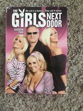 The Girls Next Door- Season 2 (DVD,2007) 3 Disc Set, Slipcase