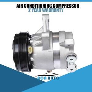 AC Air Conditioner Compressor Suit Holden Commodore VT VX VY VU V6 3.8L Petrol