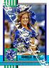 ACEO Dallas Cowboys Cheerleaders 90 TFB Style Danielle Marie  #/10