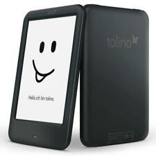 TOLINO Shine 2 HD 6 Zoll 4 GB WLAN E-Book Reader Schwarz **OVP**