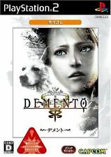 Used PS2   Demento CAPCOM  SONY PLAYSTATION JAPAN IMPORT