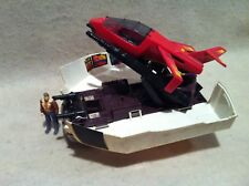 M.A.S.K. SLINGSHOT RV/Surveillance/Sonic Jet with ACE Riker Action Figure!