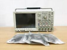 Tektronix Dpo4054 500mhz 4ch Oscilloscope With P6500 Probes