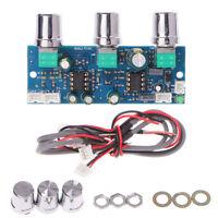 NE5532 Low-pass Filter Board Subwoofer 2.1CH/Pre-Amplifier Preamp DC12-24V Board