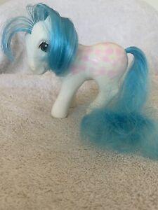 Vintage G1 My Little Pony - TAF Fifi Crimp N Curl Salon Play set Pony