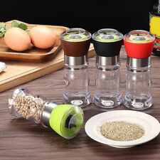 1Pcs Pepper Grinder Kitchen Mills Salt Tool Spice Coffee Cook Copper Handmade