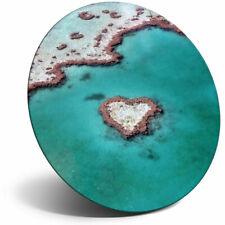 Awesome Fridge Magnet - Heart Reef Australia Nature Cool Gift #13151