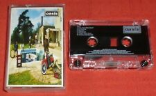 OASIS - UK CASSETTE TAPE - BE HERE NOW