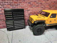 Toolbox 1/24 scale SCX24 Black Shop Garage Crawler Doll House Accessories