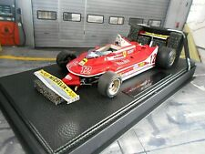F1 FERRARI 312 T4 1979 France Frankreich #12 Villeneuve Winner GP Replicas 1:18