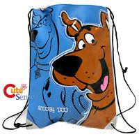 Scooby Doo Drawing Backpack School Sling Shoulder Bag