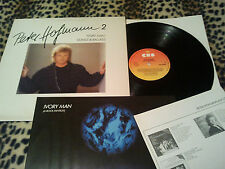 LP / PETER HOFMANN / Peter Hofmann 2 Ivory Man / Songs & Ballads / RARE PROMO