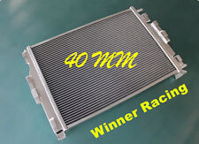 70mm aluminum radiator for Renault Alpine GTA V6 turbo Europa Cup 1984-1991 90