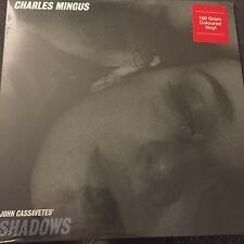 Charles Mingus – John Cassavetes' Shadows  – 180g lp Vinyl - New & Sealed