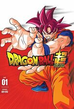 DRAGON BALL SUPER : PART ONE  - DVD - Region 1 Sealed
