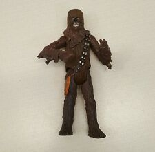 Chewbacca Chewie Star Wars Figurine Toy Hasbro 2001 Action Figure
