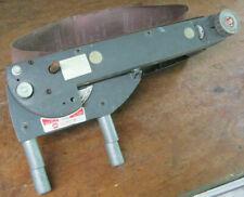 ShopSmith Mark V attachments - 6-in. belt sander  -missing worktable-          e