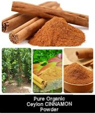 Pure Organic Ceylon Cinnamon ALBA GRADE  Powder High quality Natural Sri Lanka