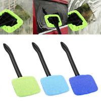 Microfiber Windshield Car Auto Wiper Glass Cleaner Window Cleaner Tool Brush Kit