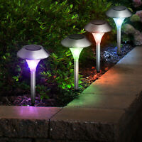 LED Solar Powered Lights Landscape Lawn Lamp for Outdoor Garden Patio Path Decor