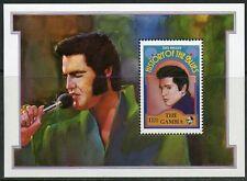 Gambia Elvis Scott#1191 Souvenir Sheet Mint Nh