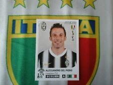 Calciatori 2011 2012 panini figurina 237 DEL PIERO RARA ultima edita Juventus