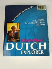 The Rosetta Stone Dutch Explorer for PC, Mac